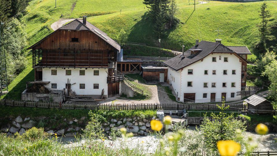 Vacanze in fattoria didattica in Alta Badia-Val Badia